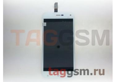 Дисплей для Fly IQ4410 + тачскрин (белый)