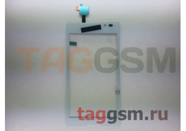 Тачскрин для Sony Xperia C (C2305) (белый)