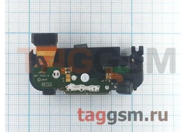 Шлейф для iPhone 3G + разъем зарядки + звонок