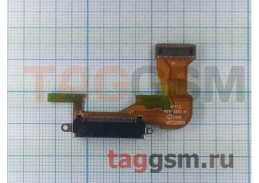 Шлейф для iPhone 3G + разъем зарядки, оригинал