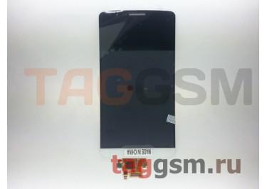 Дисплей для LG D855 / D856 G3 + тачскрин (белый)