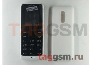 Корпус Nokia 105 + клавиатура (белый)