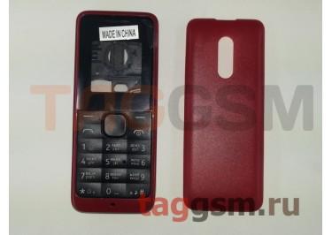 Корпус Nokia 105 + клавиатура (красный)