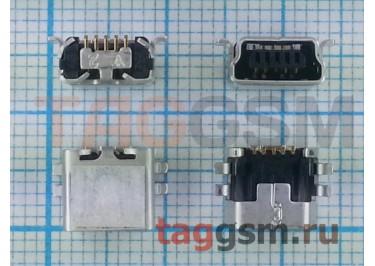 Системный разъем для Nokia 6300 / 3500С (mini-usb) ОРИГ100%