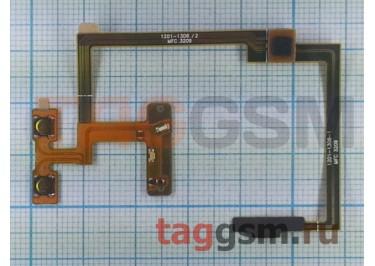 Шлейф для Sony Ericsson W760 + кнопки громкости ORIG100%