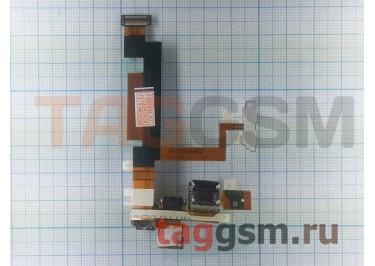 Шлейф для Sony Ericsson T700 + динамики ORIG100%