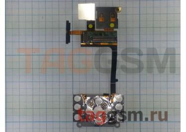 Шлейф для Sony Ericsson S500 / W580 + мембрана + динамик ORIG100%
