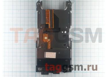 Шлейф для Sony Ericsson S500 / W580 со сдвижным механизьмом и подлолжкой ORIG100%