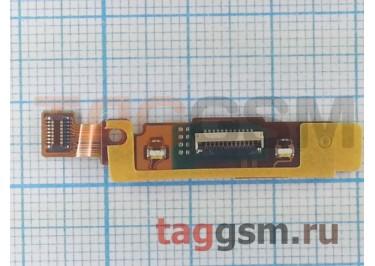 Шлейф для Sony Ericsson LT22 + разъем клавиатуры и подсветки, оригинал