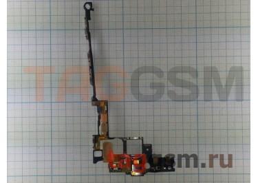 Шлейф для Sony Ericsson MT27i + кнопки громкости,оригинал