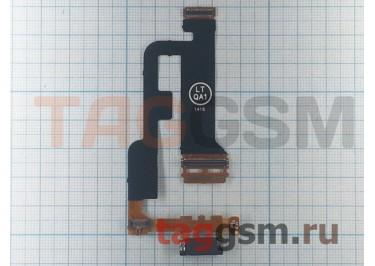 Шлейф для Sony Ericsson W995 + динамик LT