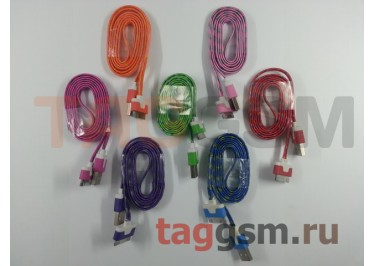 USB для iPhone 4 / iPhone 3 / iPad / iPad 2 / iPod (ткань), в ассортименте