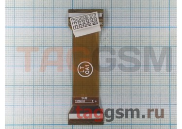 Шлейф для Samsung D820 / T809 класс AAA