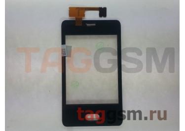 Тачскрин для Nokia 501 (черный)