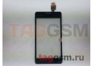 Тачскрин для Sony Xperia E1 (D2005) (черный), ориг