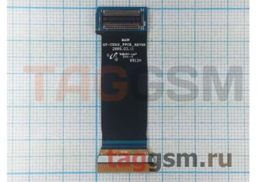 Шлейф для Samsung C3310, ОРИГ100%