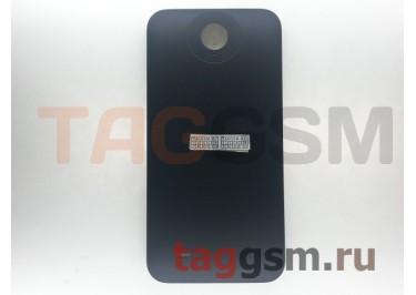 Корпус для HTC Desire 300 (задняя крышка) (черный)