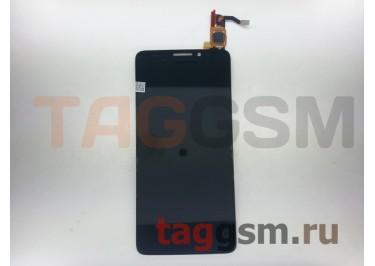 Дисплей для Alcatel OT-6040 / 6040D / 6040x Idol X + тачскрин (черный)