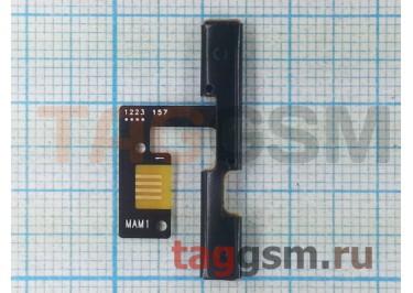 Шлейф для HTC Wildfire S + кнопки громкости