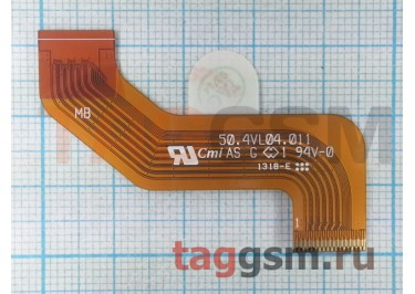 Шлейф для Acer Iconia Tab A1-810 под дисплей, оригинал