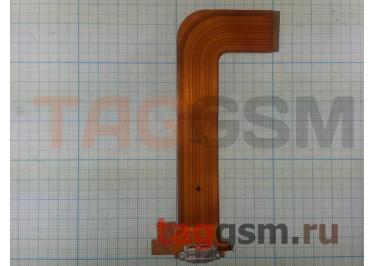 Шлейф для Samsung P9000 Galaxy Note PRO 12.2 + разъем зарядки