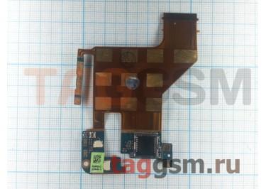 Шлейф для HTC HD2 + разьем камеры + боковые кнопки