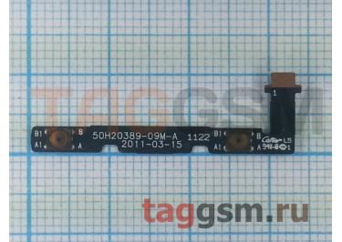 Шлейф для HTC Sensation / Sensation XE + боковые кнопки