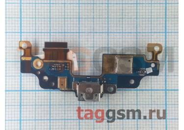Шлейф для HTC Legend + микрофон + USB