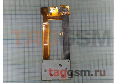 Шлейф для Nokia 3600S + мембрана LT