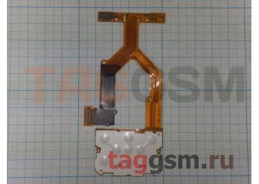 Шлейф для Nokia 5330 + мембрана
