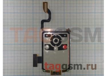 Шлейф для Motorola V6 MAXX (с компонентами) + подложка