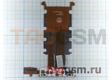 Шлейф для LG KE970 + верхняя мембрана LT