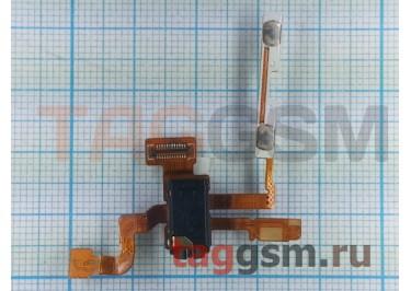 Шлейф для LG E610 (L5) + разъем гарнитуры + кнопки громкости
