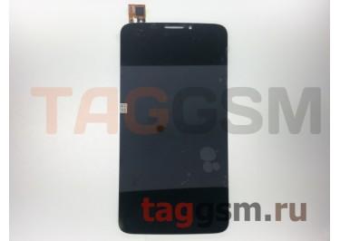 Дисплей для Alcatel OT-8020 / 8020D + тачскрин