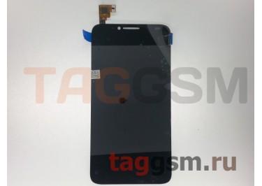 Дисплей для Alcatel OT-6037y Idol 2 + тачскрин (черный)