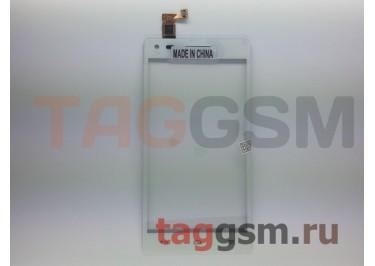 Тачскрин для Huawei Ascend G6 (белый)