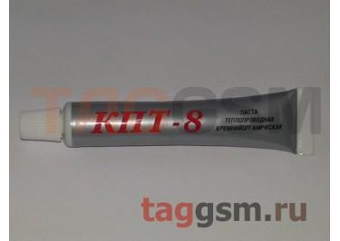 Паста теплопроводная КПТ-8 (17г)