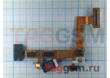 Шлейф для LG P700 (L7) + разъем гарнитуры, ориг