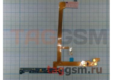 Шлейф для LG P920 + микрофон (под сенсор)