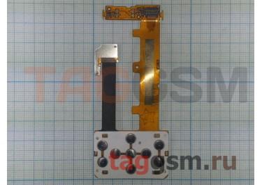 Шлейф для Nokia 7100s + мембрана, ОРИГ100%