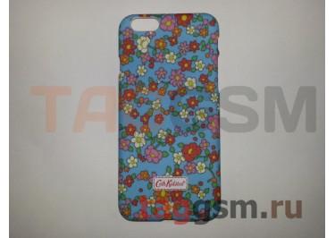 "Задняя накладка Cath Kidston для iPhone 6 (4.7"") (голубая с цветами)"