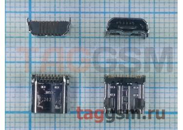 Разъем зарядки для Samsung SM-T211 / SM-T210 Galaxy Tab 3 / P5200 / P5210 / P5220