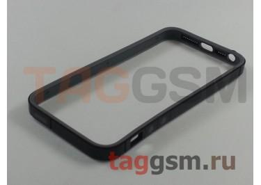 Бампер Usams для iPhone 5 / 5S (чёрный)