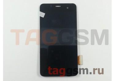 Дисплей для Alcatel OT-6010 / 6010D + тачскрин (черный)