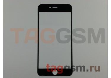 Стекло для iPhone 6 Plus (черный)
