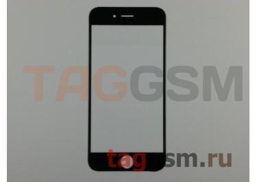 Стекло для iPhone 6 (черный)