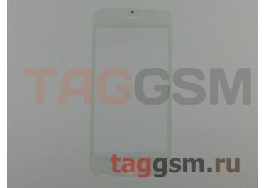 Стекло для iPhone 6 (белый)