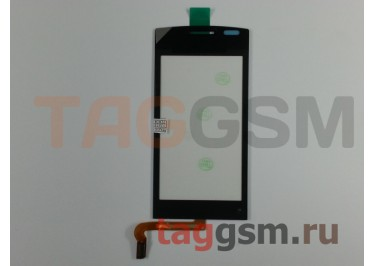 Тачскрин для Nokia 500 (черный)