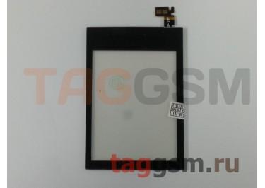 Тачскрин для Nokia 300 (Asha) (черный)