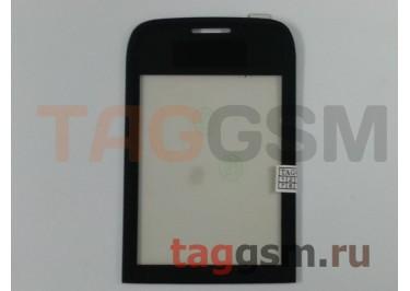 Тачскрин для Nokia 202 (Asha) (черный)